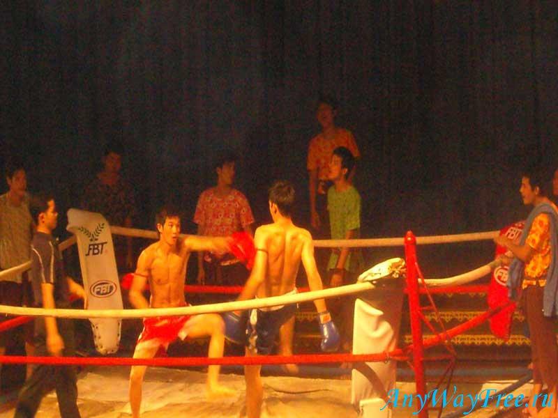 Бокс в Таиланде