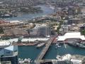 Сидней с Сиднейской башни