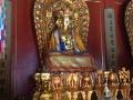 Алтарь Золотого Будды