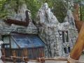 Замок в парке развлечений Диво Остров