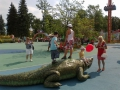 Фигура крокодила