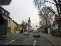 По трассе Анденах - Кельн. На светофоре
