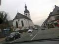 По трассе Анденах - Кельн. Церковь