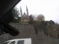 По трассе Анденах - Кельн. Замок на холме