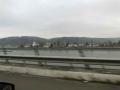 По трассе Анденах - Кельн. Деревенька на берегу Рейна