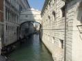 Речной транспортный поток Венеции