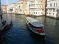 Маршрутный транспорт на каналах Венеции