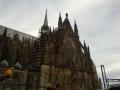 Германия. Кельнский собор. Шпиль