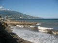 Залив в Крыму