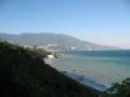 Черноморский пейзаж. Набережная Ливадии.