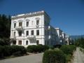 Стены дворца в Ливадии