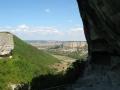 Вид Крыма из монастыря святого Феодора