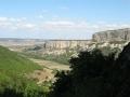 Вид Крыма из монастыря Челтер-Коба