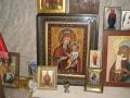 Иконы в монастыре святого Феодора Стратилата
