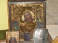 Старинная икона мужского монастыря