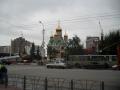Храм на перекрестке улиц Красный путь и Фрунзе