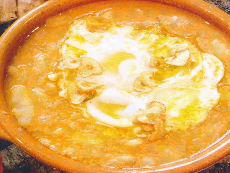 блюда Испании фото