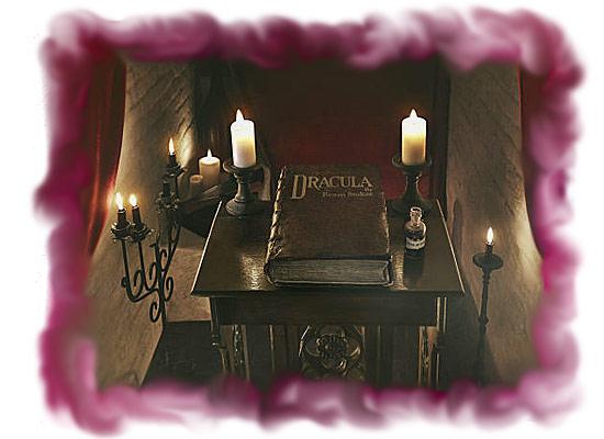 Хэллоуин в отеле Дракулы