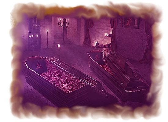 Где провести Хэллоуин? В замке Дракулы, конечно.