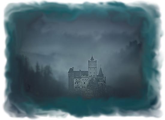 Путешествуй на Хэллоуин и посети отель Дракулы в Трансильвании